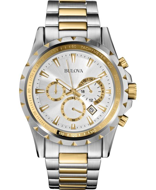 Bulova Classic Marine Chronograph Men's Watch 43mm