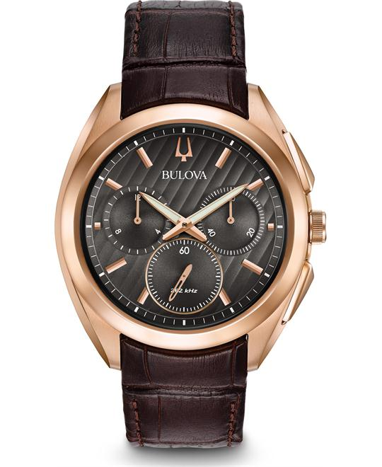 Bulova Curv Chronograph Men's Watch 43mm