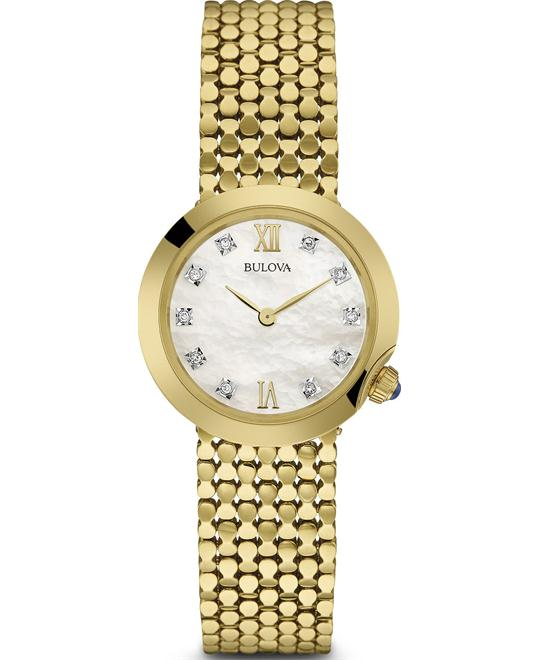 Bulova Diamond Women's Watch 28mm