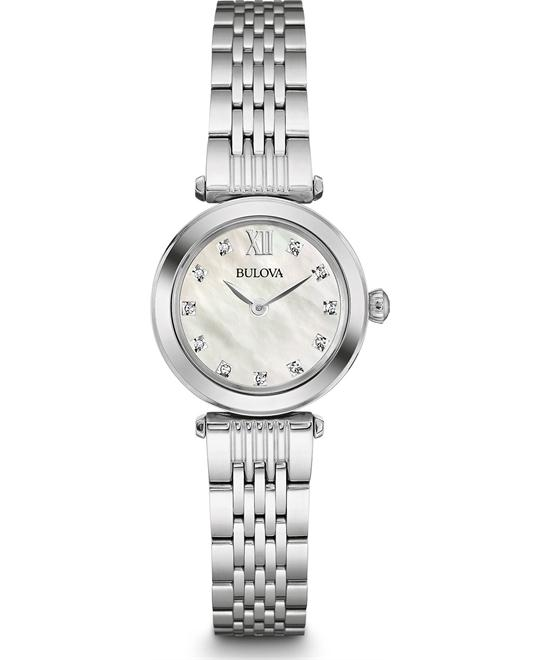 Bulova Dress Women's Quartz Watch 24.5mm