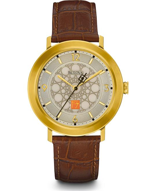 Bulova Frank Lloyd Wright Men's Watch 40mm
