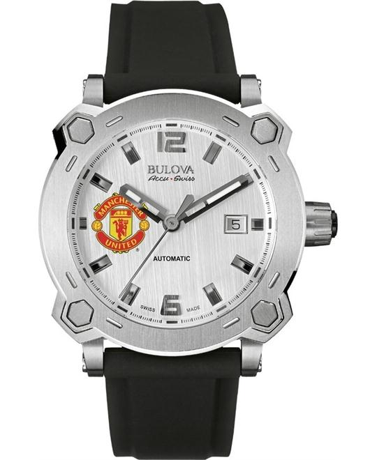 Bulova AccuSwiss PERCHERON Treble Manchester United 43mm