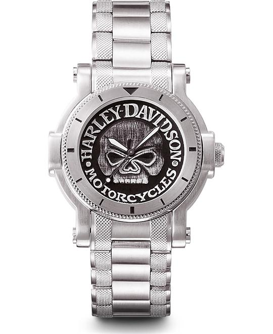 Bulova Harley-Davidson Men's Watch 39mm