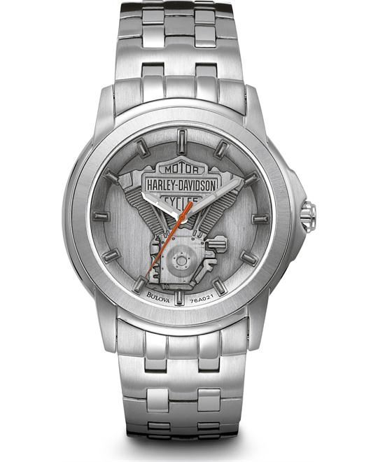 Bulova Harley-Davidson Men's Watch 40mm