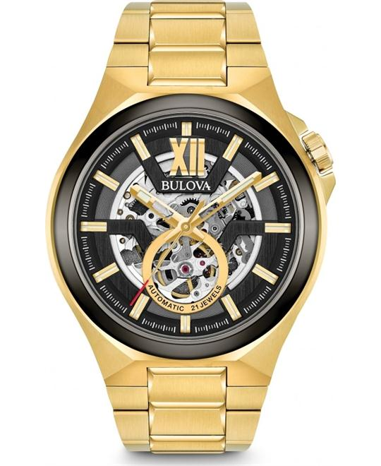 Bulova Men's Automatic Watch 46mm