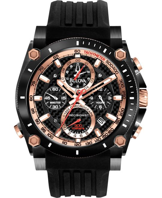 Bulova Precisionist Chronograph Men's Watch 47mm