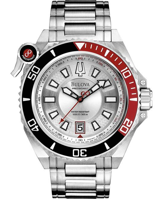 Bulova Men's Precisionist Sport Watch 49mm