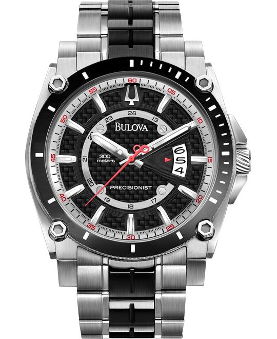 Bulova Men's Precisionist Watch, 44mm