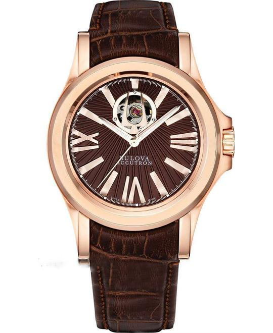 Bulova Accutron Kirkwood Automatic Watch 41mm