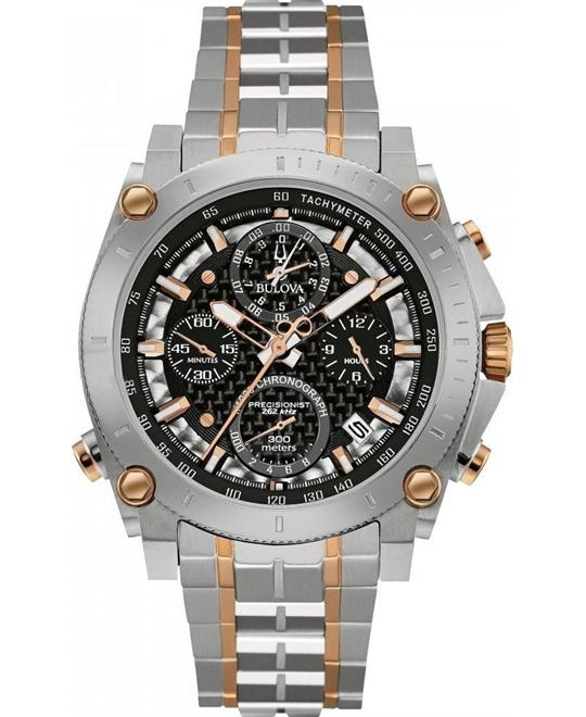 Bulova Precisionist Chronograph Men's Watch 48mm