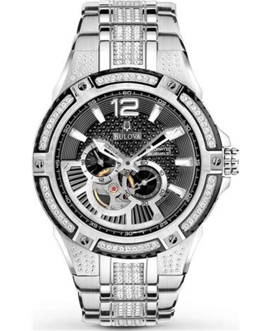 Bulova Self-Winding Mechanical Men's Watch 45mm