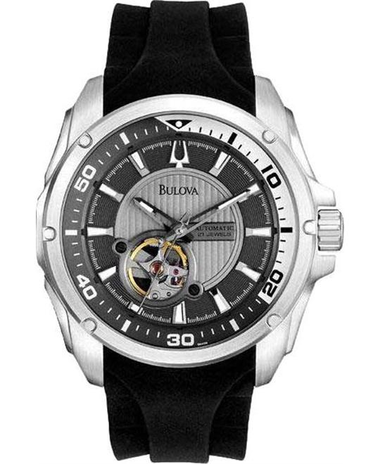 BULOVA Series 120 Mechanical Automatic Watch 46mm