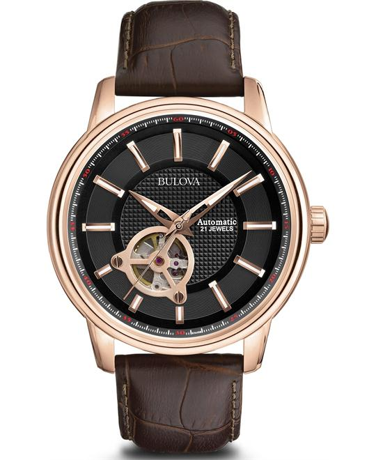 Bulova Series 160 Automatic Mechanical Watch 45mm