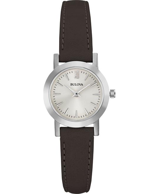 BULOVA Classic Sunray Ladies Watch 24mm