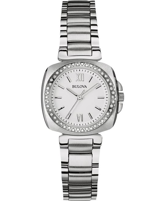 Bulova Women's Diamond Accent Watch 30mm