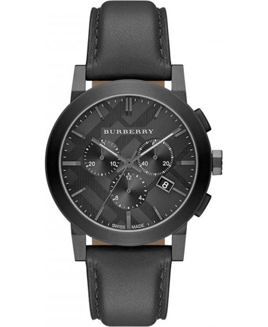 BURBERRY Dark Grey Watch 42mm