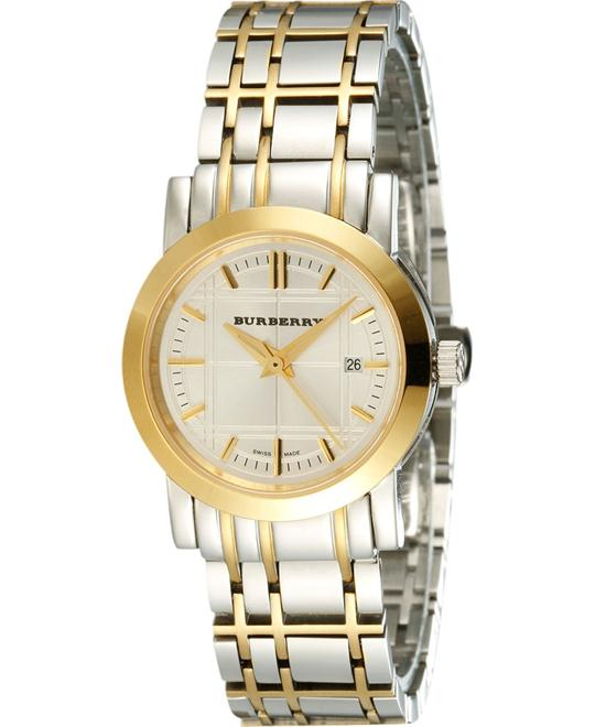 Burberry The Heritage BU1359 Watch for ladies 28mm