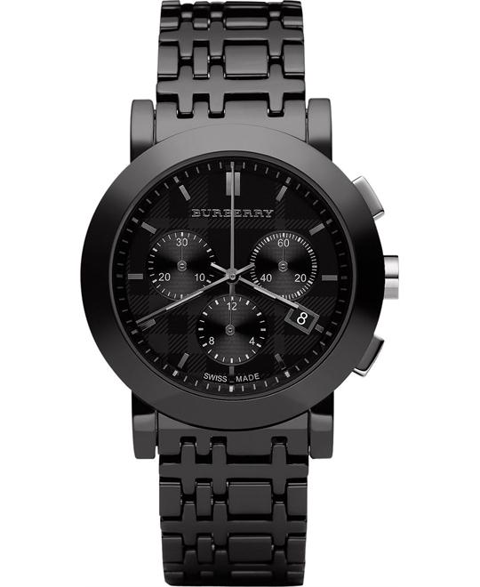 Burberry The City Chronograph Men's Watch 40mm