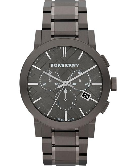 Burberry The City Men's Swiss Watch 42mm