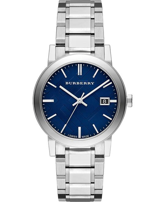 Burberry The City  Men's Swiss Watch 38mm