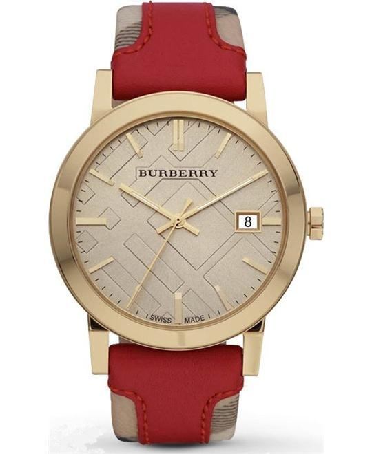 BURBERRY ORIGINAL UNISEX WATCH 38MM