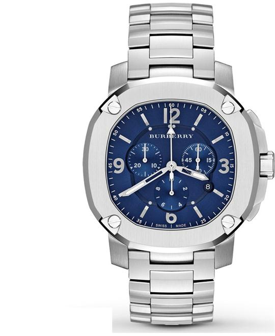Burberry The Britain Chronograph Men's Watch 47mm