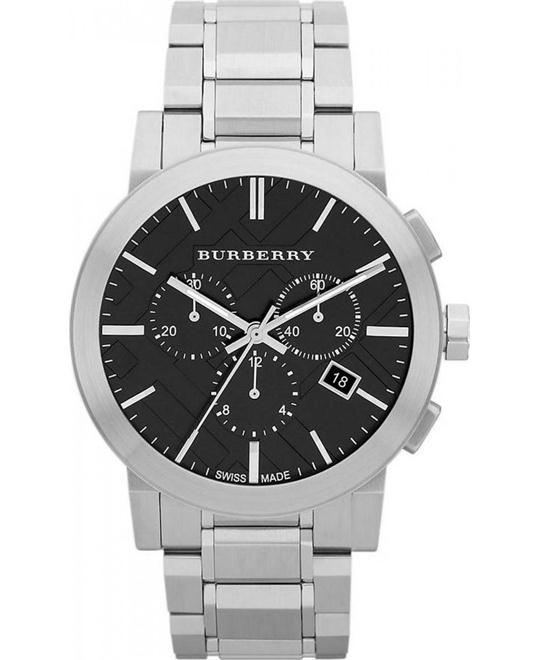 BURBERRY The City Chronograph Watch 42mm
