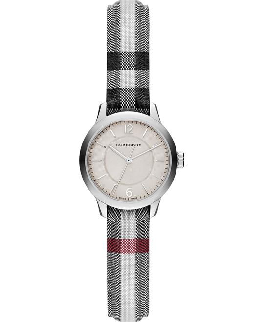 BURBERRY THE CLASSIC ROUND BU10200 26MM