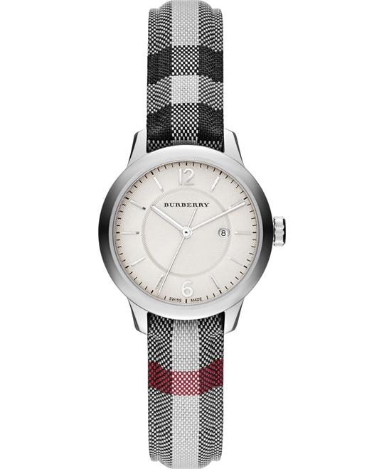 Burberry THE CLASSIC ROUND WATCH 32mm