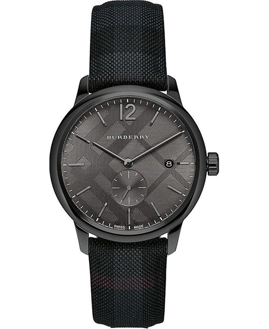 Burberry The ClassicMen's  Round Dial Watch 40mm