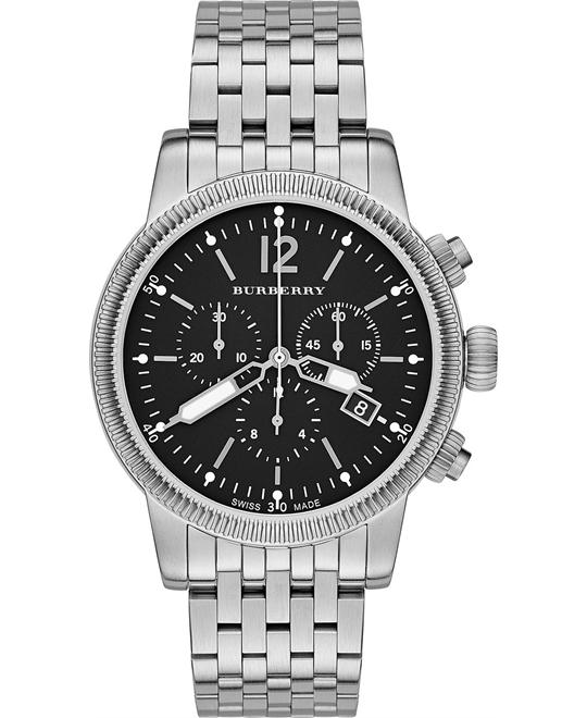 Burberry The Utilitarian Chronograph Watch 42mm