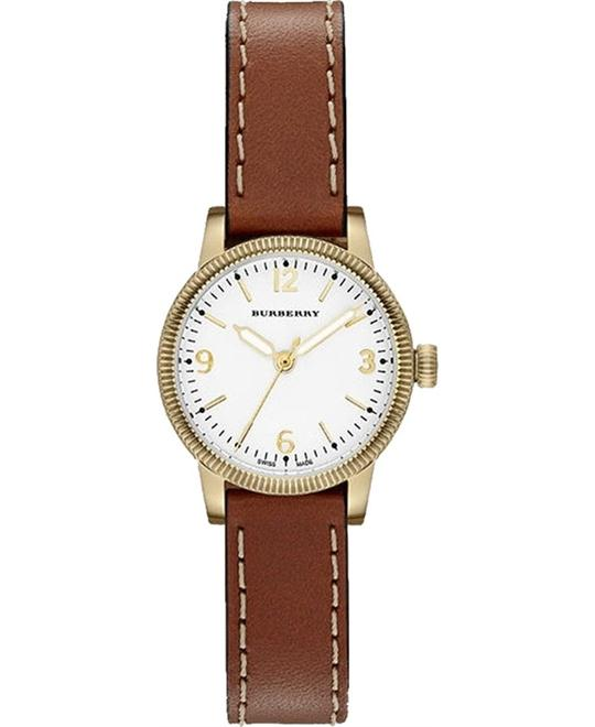 Burberry The Utilitarian Ladies Swiss Watch 30mm