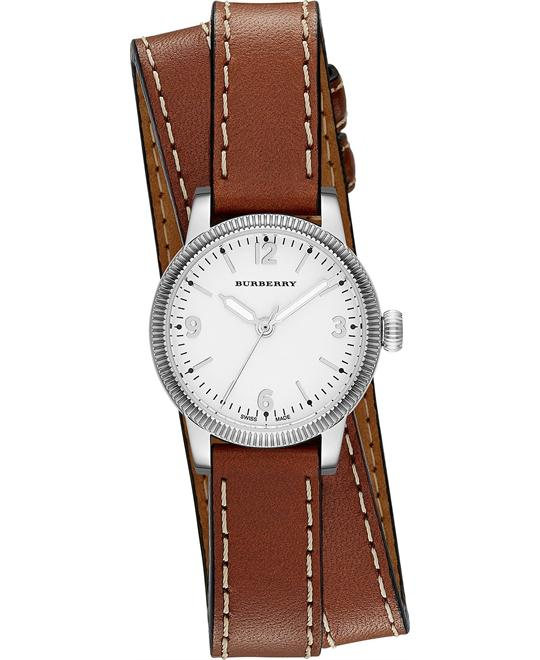 Burberry The Utilitarian Unisex Swiss Watch 30mm