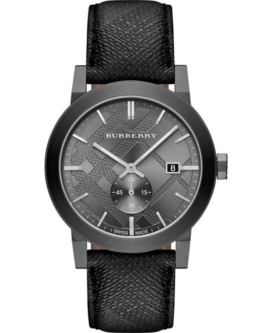 Burberry  The City Unisex Watch 42mm
