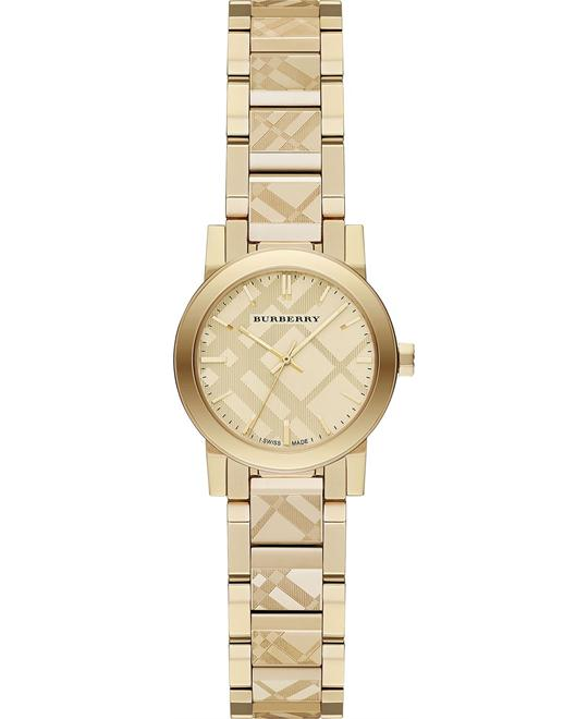 Burberry The City Watch Women's Swiss Watch 26mm