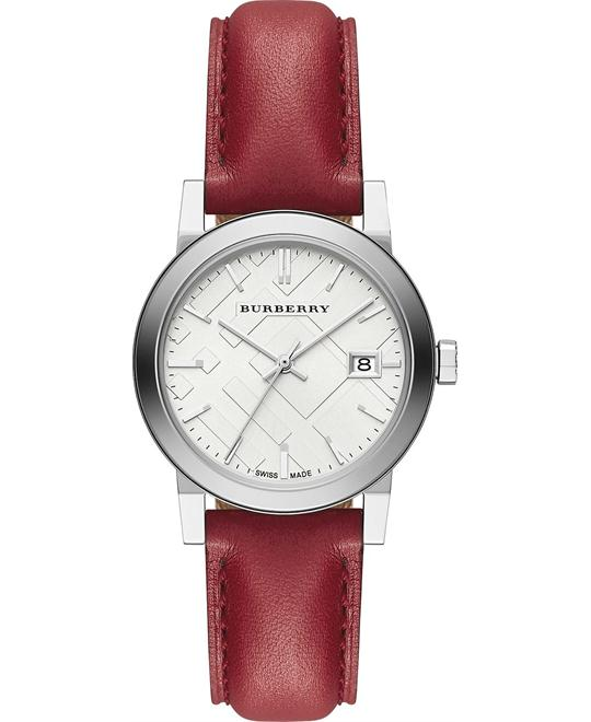 Burberry The City Women's Swiss Watch 34mm