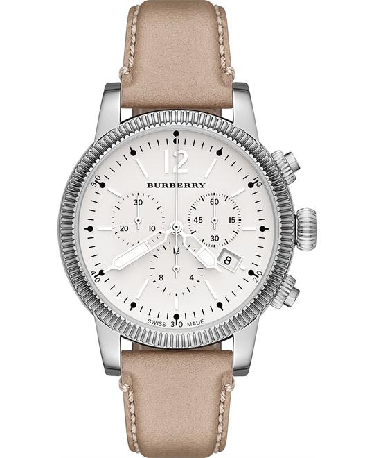Burberry The Utilitarian Women's Swiss Watch 42mm