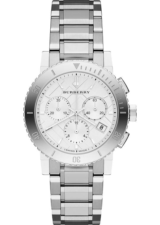 Burberry The City Chronograph Watch 38mm