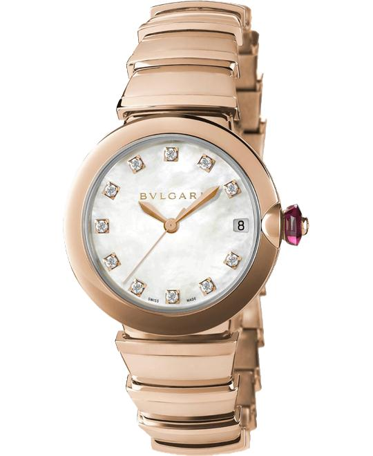 BVLGARI LVCEA 102353 LUP33WGGD/11 WATCH 33MM