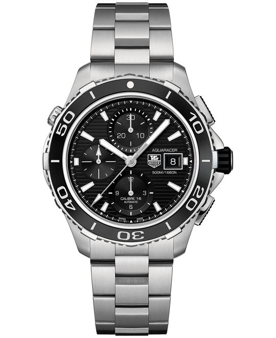 TAG Heuer CAK2110.BA0833 Aquaracer Swiss Automatic 43mm