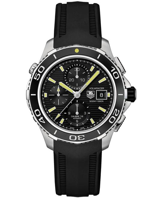 TAG Heuer Aquaracer CAK2111.FT8019 Swiss Automatic Watch 43mm