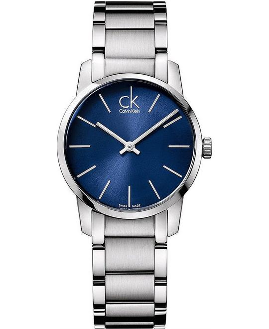 CALVIN KLEIN City Blue Ladies Watch 31mm