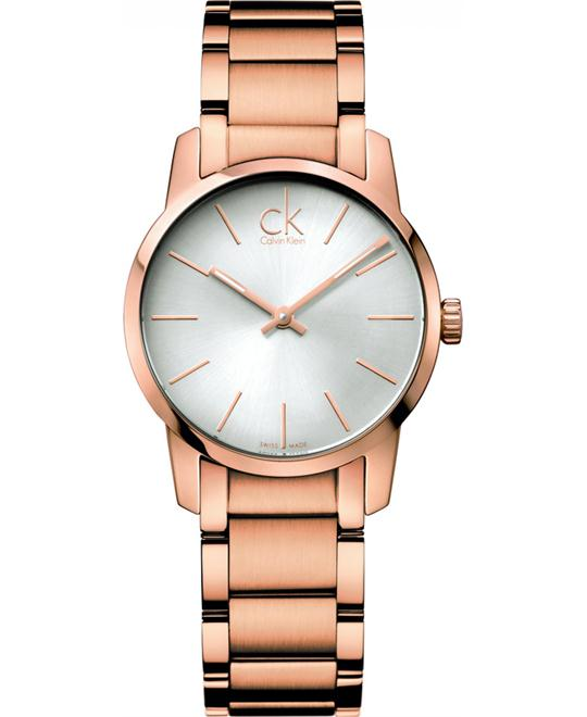 Calvin Klein City Women's Quartz Watch 31mm