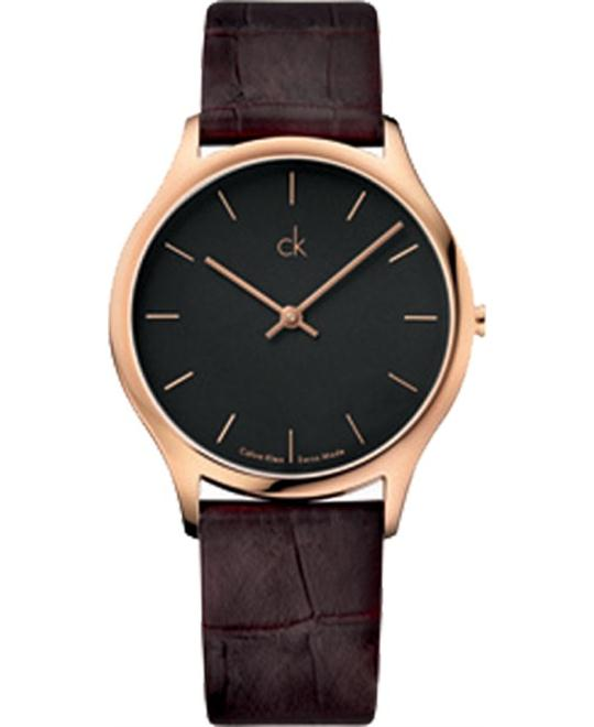 Calvin Klein Classic Men's Quartz Watch 38mm