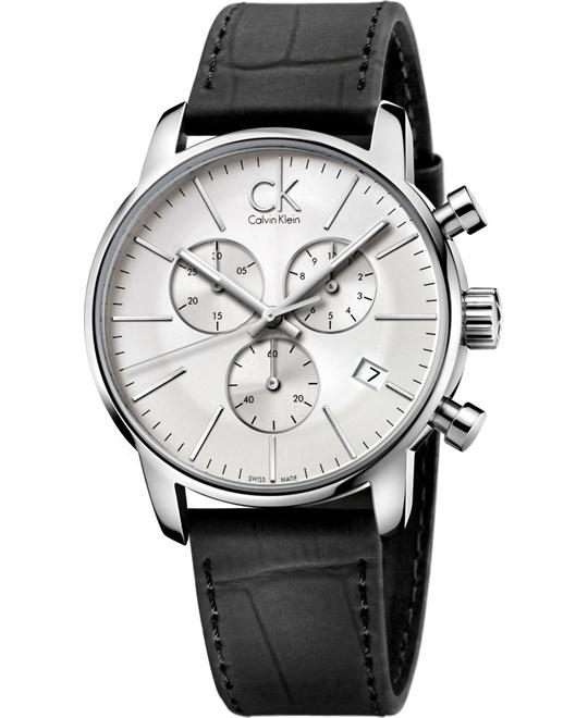 Calvin Klein Crocodile Mineral Men's Watch 43mm