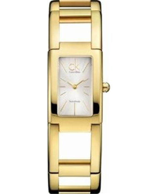 Calvin Klein Dress Women's Quartz Watch 19mm