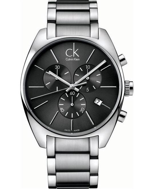 Calvin Klein Exchange Men's Quartz Watch 44MM