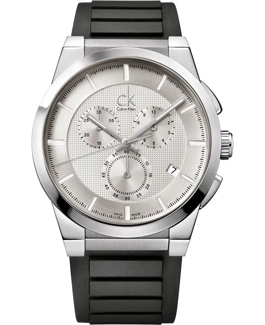Calvin Klein Men's Chronograph Swiss Quartz Watch 45mm