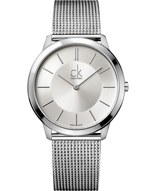 Calvin Klein Men's Swiss Stainless 40mm