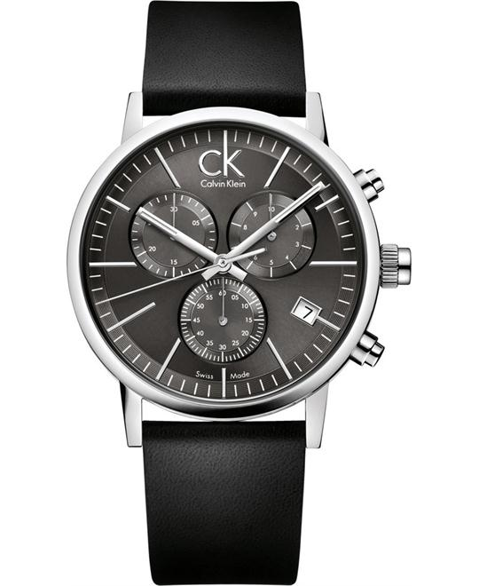 Calvin Klein Mens Post Minimal Watch 40mm